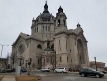Katolicki pałac fotografia royalty free