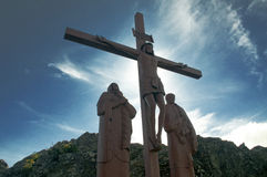katolicki symbol Obrazy Stock
