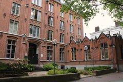 Katolicki uniwersytet Lille, Francja - Zdjęcia Stock