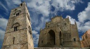 katolickiego wieka kościół katolicki medievel Obrazy Royalty Free