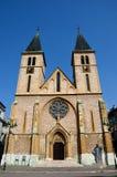 Katolik Święta Kierowa katedra w Starym Sarajevo grodzki Bośnia Hercegovina Fotografia Stock