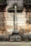 Katolika krzyż Fotografia Royalty Free