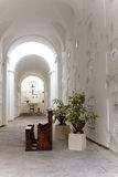katolsk crypt Arkivbilder