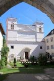Katolsk domkyrka av Peter och Paul Fotografering för Bildbyråer