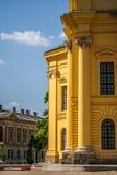 Katolsk kloster Arkivbild