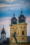 Katolsk kloster Royaltyfria Foton