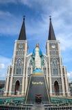 Katolsk kyrka Royaltyfri Fotografi