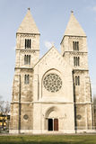 katolsk kyrka Royaltyfri Foto