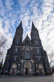 Katolsk kyrka Royaltyfri Bild
