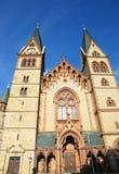 Katolsk kyrka av St. Peter royaltyfri fotografi