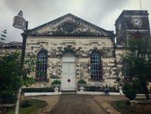 Katolsk kyrka i Jamaica, religion Royaltyfri Foto