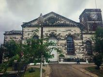 Katolsk kyrka i Jamaica, religion Royaltyfri Fotografi