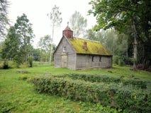 Katolsk kyrka i Kankali, Lettland Royaltyfria Foton