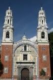 katolsk kyrka mexico Arkivfoto