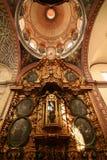 katolsk kyrka mexico Royaltyfri Fotografi