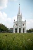 katolsk kyrka thailand Royaltyfria Foton