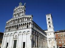 Katolsk kyrkaSt Michele Royaltyfria Foton