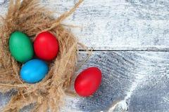 Katolsk påsk söndag för påsk och ortodox påsk söndag Royaltyfria Foton