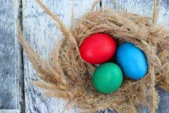 Katolsk påsk söndag för påsk och ortodox påsk söndag Arkivbilder