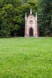 Katolskt kapell i Zapresic, Kroatien Arkivfoto