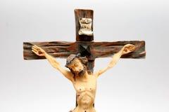 katolskt kors arkivbild