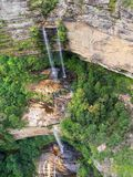 Katoomba Falls Stock Photography