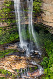 Katoomba Falls in Blue Mountains Australia Stock Images