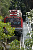 Katoomba Scenicznej kolei Sceniczne Światowe Nowe południowe walie Australia Zdjęcie Royalty Free
