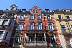 katowice Πολωνία Στοκ φωτογραφίες με δικαίωμα ελεύθερης χρήσης