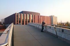 Katowice, Πολωνία - 30 Οκτωβρίου 2015: Εθνική πολωνική ραδιο συμφωνική ορχήστρα Στοκ φωτογραφία με δικαίωμα ελεύθερης χρήσης