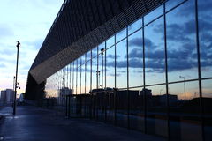 katowice Στοκ φωτογραφία με δικαίωμα ελεύθερης χρήσης