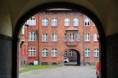 Katowice - Nikiszowiec Photos stock