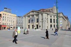Katowice, Poland Stock Image