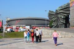 Katowice, Poland Royalty Free Stock Image