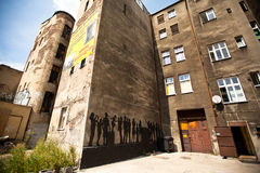 Katowice Street Art Festival Stock Photo
