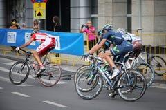 Katowice Tour de Pologne Fotografia Stock Libera da Diritti