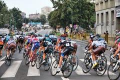 Katowice Tour de Pologne Stock Images