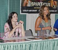 Katrina Law & Lesley-Ann Brandt  from Spartacus Stock Photography