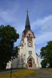 Katrineholm kościół Fotografia Stock