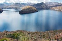 Katse tama - panoramiczny widok Obraz Royalty Free