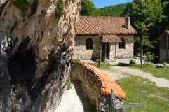 Katskhi柱子的博物馆 库存照片