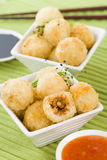 Katsu Chicken Balls Royalty Free Stock Photos