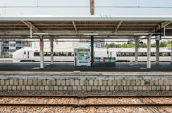 Katsuta Station Royalty Free Stock Photo