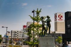 Katsuta Station Stock Photos