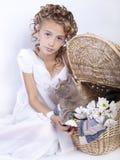 kattflickaspelrum Royaltyfri Fotografi