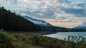 Katun Fluss Stockfotografie
