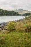Katun Fluss Lizenzfreies Stockbild