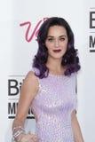 Katy Perry à la musique 2012 de panneau-réclame attribue des arrivées, Mgm Grand, Las Vegas, le nanovolt 05-20-12 Images libres de droits