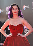 katy perry arkivbilder