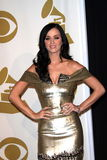 Katy Perry. At the  Grammy Nominations Concert Live, Club Nokia, Los Angeles, CA. 12-01-10 Royalty Free Stock Photos